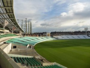 Kia Oval Cricket Ground In Surrey, a great location for London Summer Parties