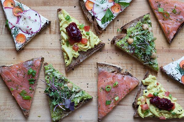 Le Pain Sandwiches At Us&co
