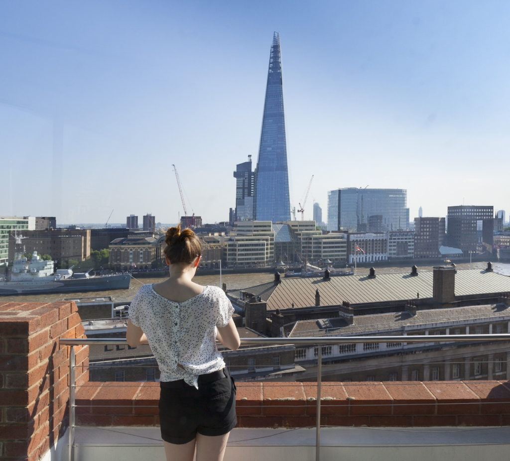 Us&Co provides London summer party venues with a view
