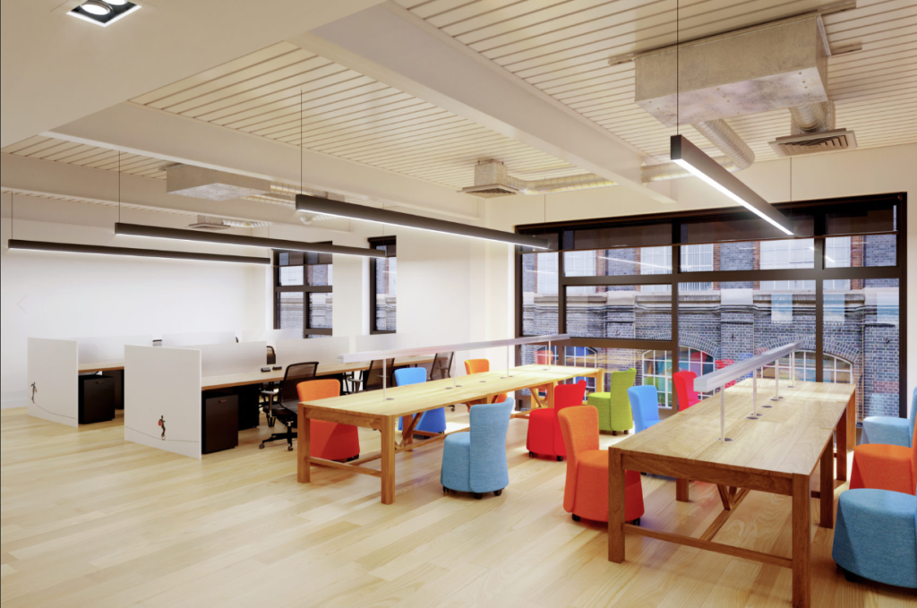 Hot desking, private offices or fixed desk coworking spaces in Dublin 2