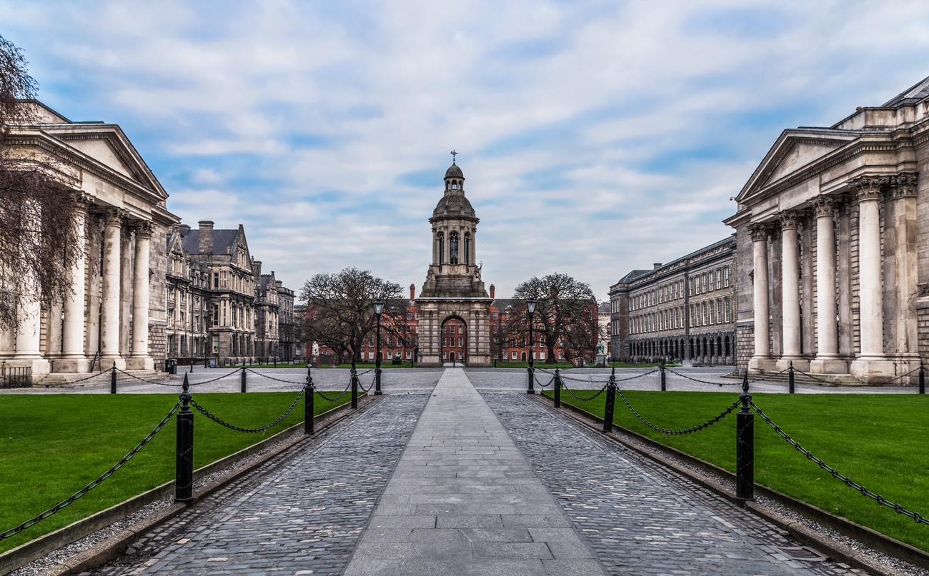 Dublin Ireland Trinity College