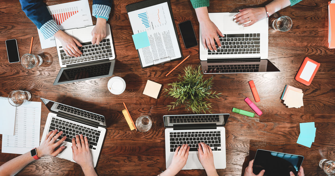 coworking is the latest method of flexible working