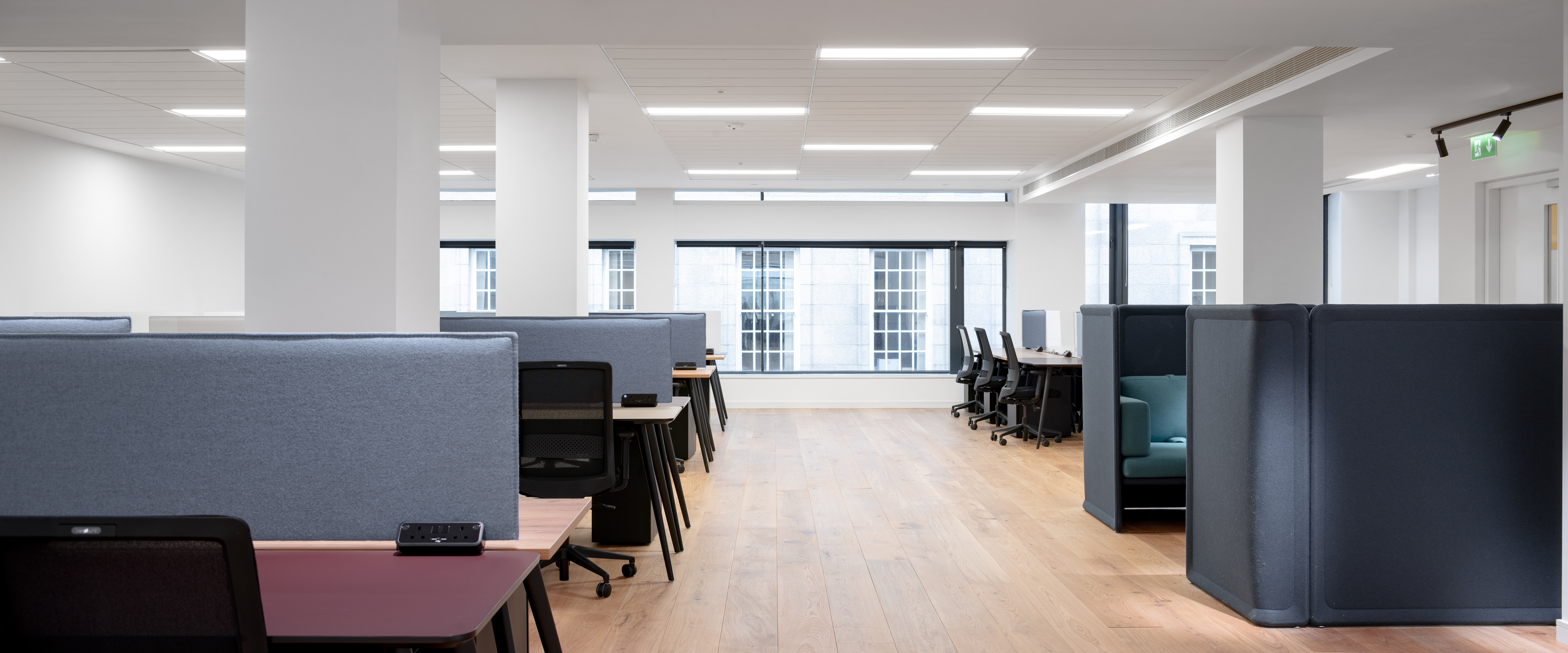 professional coworking office space in London and Dublin ©donalmurphyphoto
