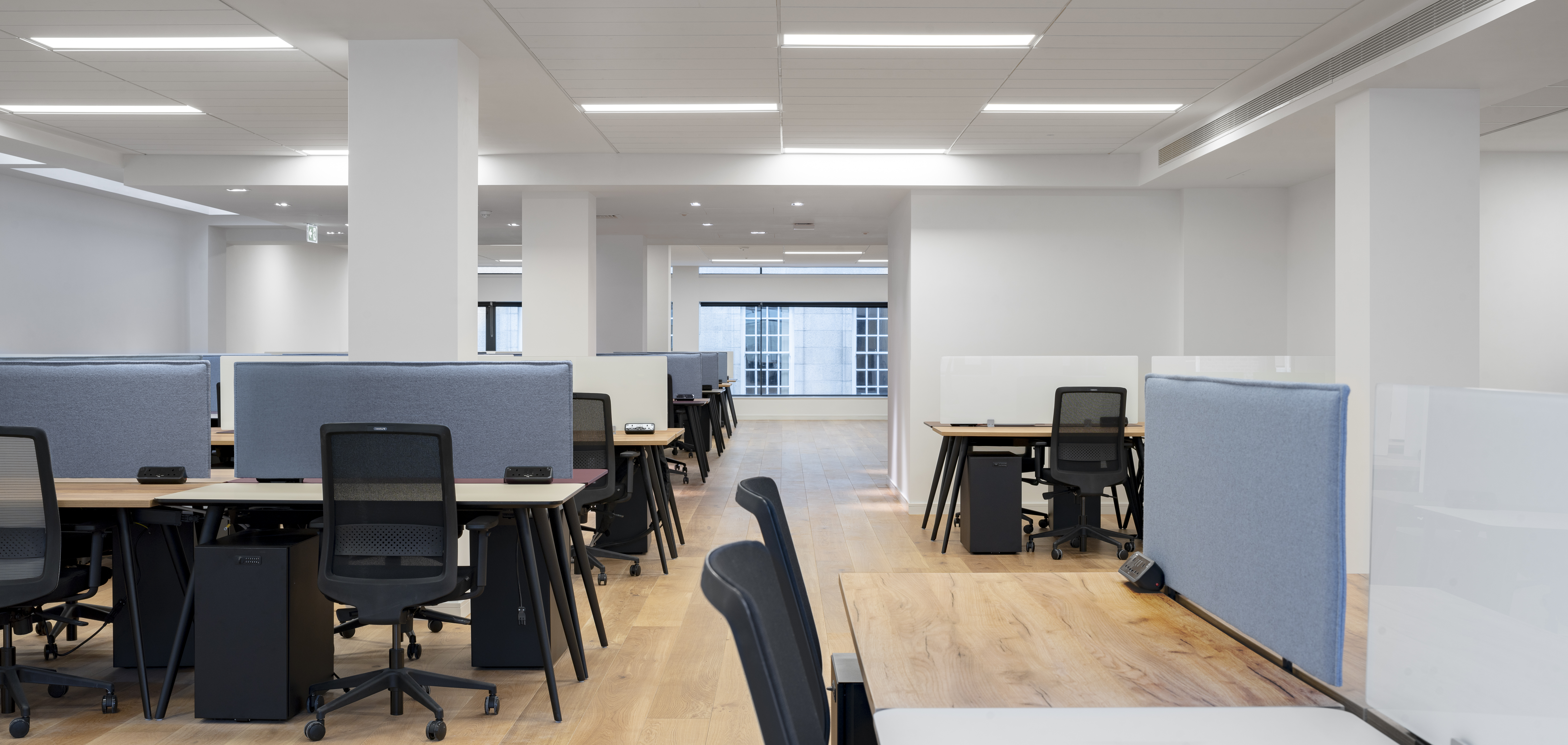 Fully serviced private offices for whole teams in London and Dublin