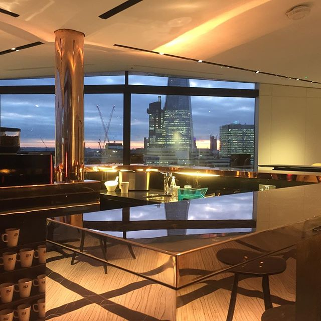 Event space at Us&Co monument, perfect for Christmas parties