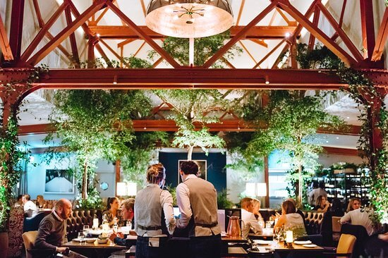 Bluebird Chelsea, a traditional christmas party venue