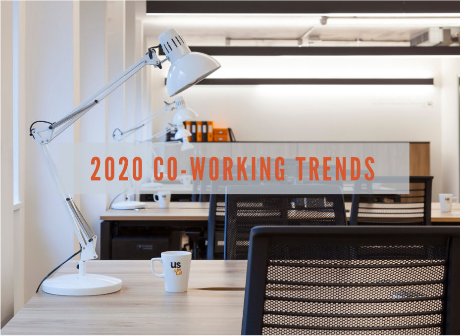 Coworking Trends For 2020