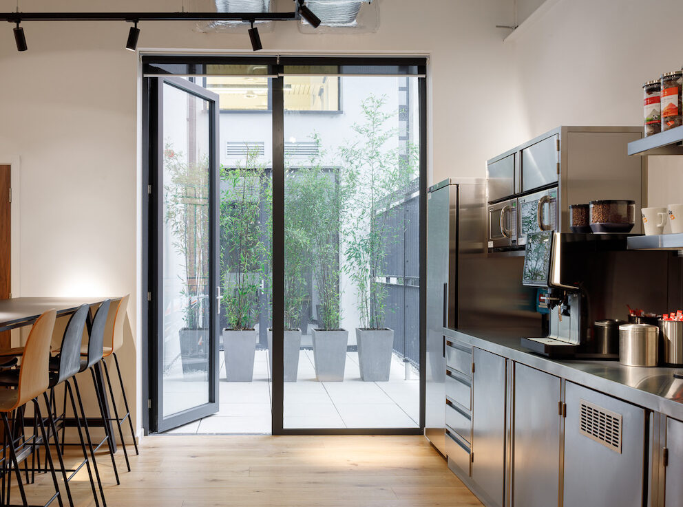 Us&co Stratford Doors Kitchen